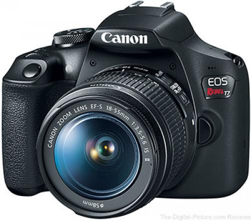 دوربین كانن Canon EOS 2000D 18-55 IS II