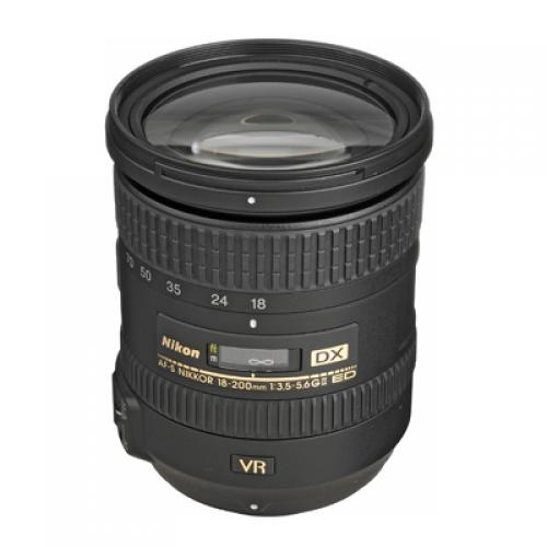Nikon 18 - 200mm f/3.5-5.6G IF-ED AF-S DX VR
